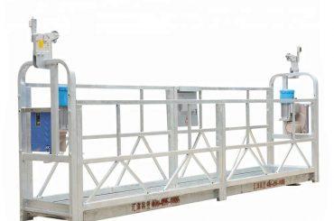 10m 800kg Függesztett állványrendszerek Alumíniumötvözet emelési magassággal 300 m