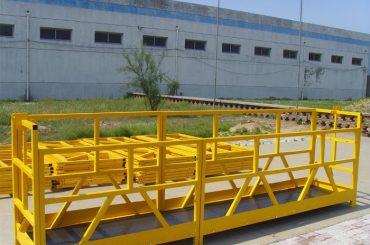 ZLP 800 magas emelkedésű ablak ablak tisztító platform 300M 2.5M * 3 1.8KW 800KG