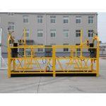 kiváló minőségű és forró zlp630 zlp800 teljesítményű munkaplatform zlp 630 felfüggesztett platform
